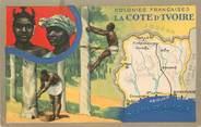 Afrique CPA COTE D'IVOIRE / Les colonies françaises