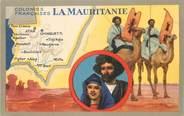 Afrique CPA MAURITANIE / Les colonies françaises