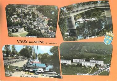 """/ CPSM FRANCE 78 """"Vaux sur Seine"""""""