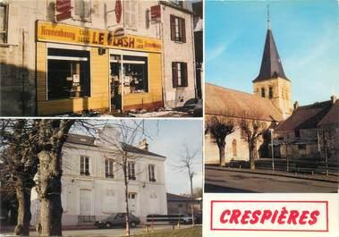 """CPSM FRANCE 78 """"Crespières"""""""