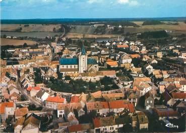 """/ CPSM FRANCE 78 """"Saint Arnoult en Yvelines, vue aérienne, la Remarde"""""""