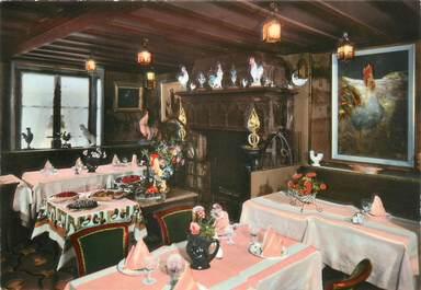 "/ CPSM FRANCE 78 ""Bougival, hostellerie du Coq Hardy """