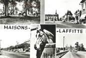 "78 Yveline / CPSM FRANCE 78 ""Maisons Laffitte"""