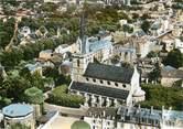 """78 Yveline / CPSM FRANCE 78 """"Maisons Laffitte, l'église"""""""