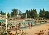 "78 Yveline / CPSM FRANCE 78 ""Mantes La Jolie, la piscine"""