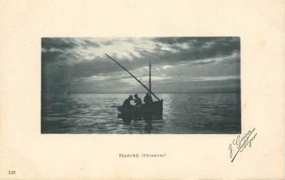 "CPA ALGERIE / Ed. GEISER ""Marine, pêcheurs"""