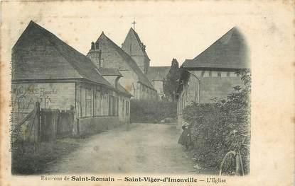 "CPA FRANCE 76 ""Saint Vigor d'Imonville"""