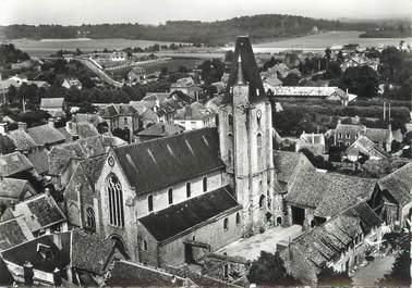 """/ CPSM FRANCE 78 """"Saint Arnoult en Yvelines, l'église  Saint Nicolas"""""""