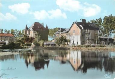 """/ CPSM FRANCE 79 """"Marne, le château et le Moulin de Retournay"""""""