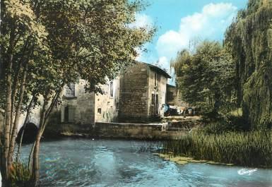 """/ CPSM FRANCE 79 """"Saint Maixent l'Ecole, le moulin des Aubiers"""""""