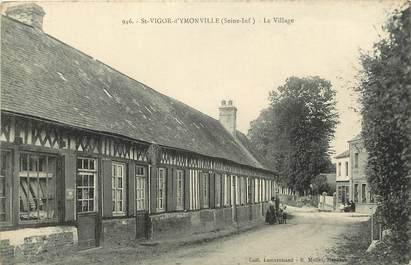 "CPA FRANCE 76 ""Saint Vigor d'Ymonville"""
