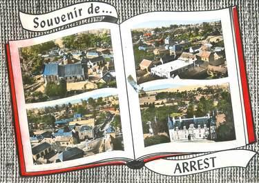"""/ CPSM FRANCE 80 """"Arrest"""""""