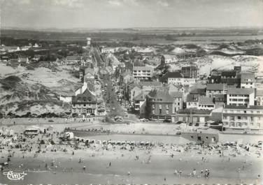 """/ CPSM FRANCE 80 """"Fort Mahon plage, vue aérienne"""""""