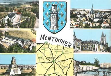 "/ CPSM FRANCE 80 ""Montdidier """
