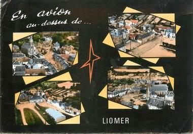"""/ CPSM FRANCE 80 """"Liomer"""""""