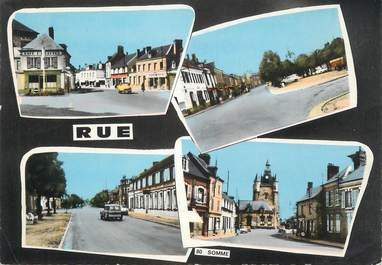 "/ CPSM FRANCE 80 ""Rue """