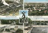 """81 Tarn / CPSM FRANCE 81 """"Souvenir de Carmaux """""""