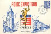 """81 Tarn / CPSM FRANCE 81 """"Castres, foire exposition"""""""
