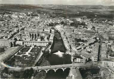 """/ CPSM FRANCE 81 """"Castres, vue aérienne"""""""