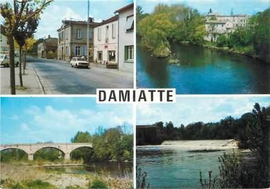 "/ CPSM FRANCE 81 ""Damiatte"""