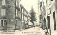 "48 Lozere .CPA FRANCE  48 "" Florac, La Route"""