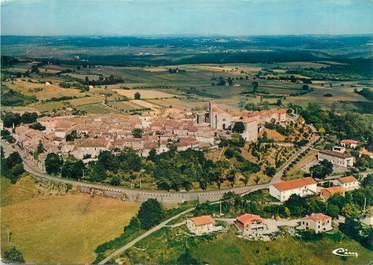 """/ CPSM FRANCE 82 """"Puylaroque, vue panoramique aérienne"""""""