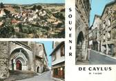 "82 Tarn Et Garonne / CPSM FRANCE 82 ""Caylus"""