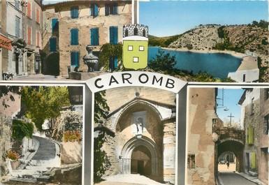 "/ CPSM FRANCE 84 ""Caromb"""