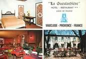 """84 Vaucluse / CPSM FRANCE 84 """"L'Isle sur la Sorgue, hôtel restaurant La Gueulardière"""""""