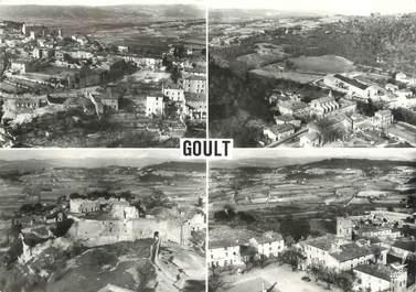 """CPSM FRANCE 84 """"Goult"""""""