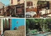 """84 Vaucluse / CPSM FRANCE 84 """"Pertuis, hôtel restaurant L'Aubaresterio"""""""