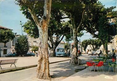 """/ CPSM FRANCE 84 """"Sarrians, place Jean Jaurès"""""""