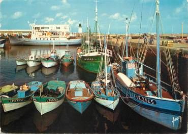 """CPSM FRANCE 85 """"Ile d'Yeu, le port"""""""