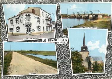 "CPSM FRANCE 85 ""Le Fenouiller"""