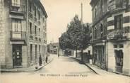 """42 Loire .CPA FRANCE 42 '""""Firminy, Boulevard Fayol"""""""