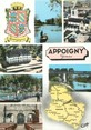 "89 Yonne CPSM FRANCE 89 ""Appoigny"""