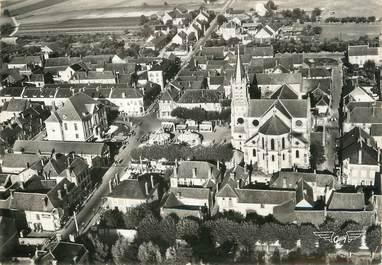"""/ CPSM FRANCE 89 """"Aillant sur Tholon, l'église"""""""