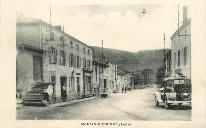 ".CPA FRANCE 42 ""Moulin Cherrier"""