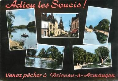 """/ CPSM FRANCE 89 """"Brienon sur Armançon"""""""
