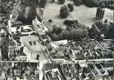 """89 Yonne / CPSM FRANCE 89 """"Brienon sur Armançon, perspective aérienne sur le château"""""""