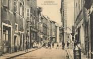 "42 Loire .CPA FRANCE 42 ""Montbrison, Rue Martin Bernard"""