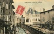 """42 Loire .CPA FRANCE 42 """"Montbrison, Quai de l'Hôpital"""""""