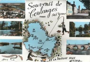 """/ CPSM FRANCE 89 """"Coulanges sur Yonne"""""""