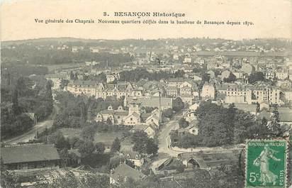 """CPA FRANCE 25 """"Besançon historique, vue générale des Chaprais"""""""