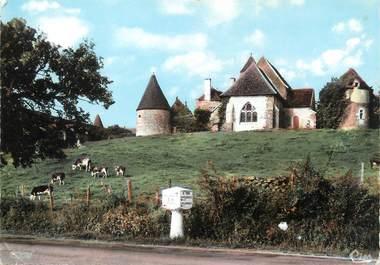 """/ CPSM FRANCE 89 """"Diges, le vieux château"""""""