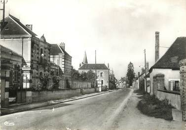 """/ CPSM FRANCE 89 """"Germigny, groupe scolaire"""""""