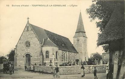 """CPA FRANCE 76 """"Touffreville la Corbeline"""""""
