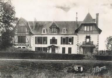 """/ CPSM FRANCE 89 """"Monéteau, château de Boisseaux"""""""