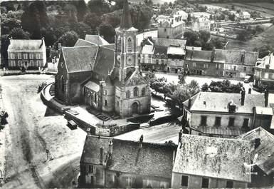 """/ CPSM FRANCE 89 """"Quarre les Tombes, l'église """""""