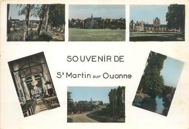 """/ CPSM FRANCE 89 """"Saint Martin sur Ouanne """""""